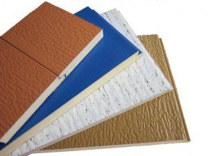 matériaux d'isolation pour mur extérieur