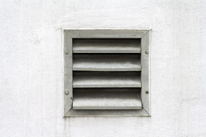 humidité double vitrage et ventilation