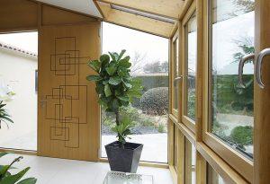 isolation fenêtre en bois