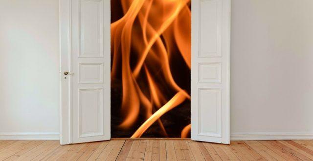 porte coupe feu appartement