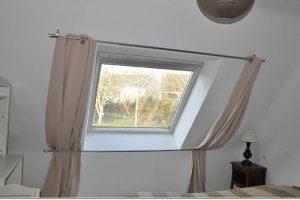 petite fenêtre de toit