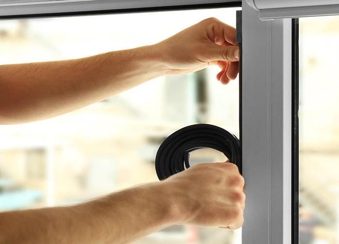 joints isolation fenêtre