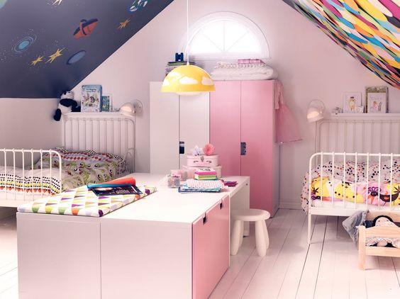 aménagement chambre pour enfants