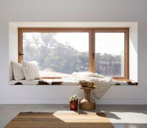 déco cozy et fenêtres